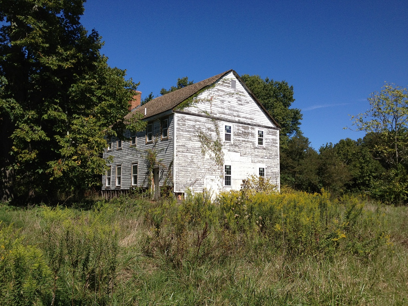 Charles county wanderings boothiebarn - House on the hill 2012 ...