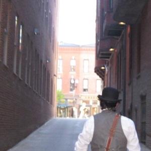 Baptist Alley