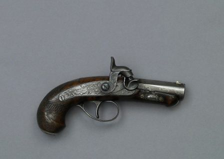 Booth's Derringer 1