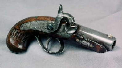 Booth's Derringer FBI 1