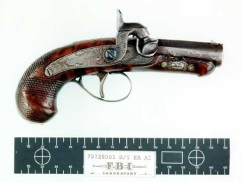 Booth's Derringer FBI 5