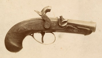 Booth's Derringer