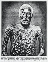 David E. George Mummy 1