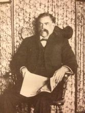 David E. George Mummy 1903