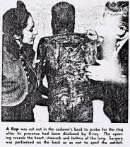 David E. George Mummy Back Hole