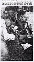 David E. George Mummy Back Surgery 1931
