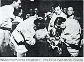 David E. George's Autopsy 1 1931