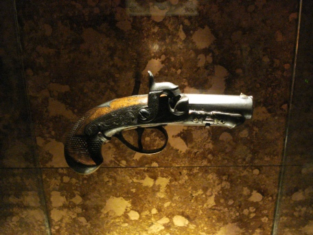 Booth's Derringer at Ford's 1