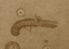 Derringer 1895 Mason