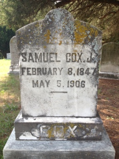 Samuel Cox Jr.