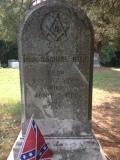 Col. Cox's Grave