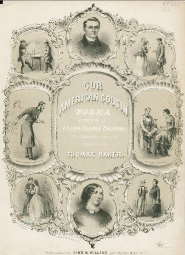Keene's Cousin Polka Cover