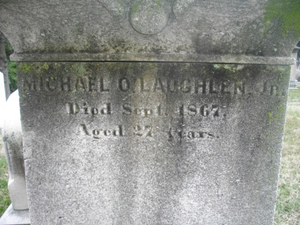 O'Laughlen Grave 2