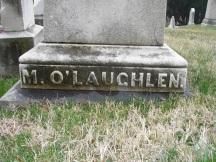 O'Laughlen Grave 3