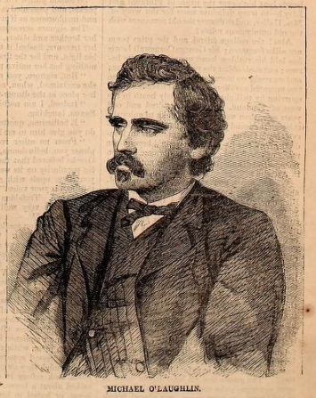 O'Laughlen from Harper's Weekly