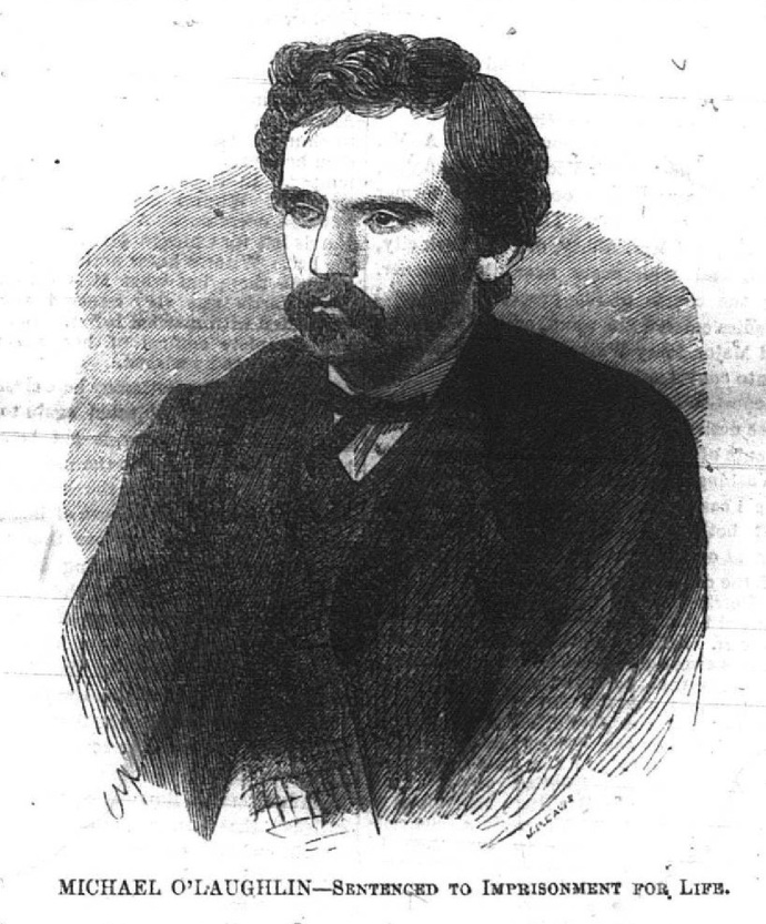 O'Laughlen Washington Weekly Chronicle