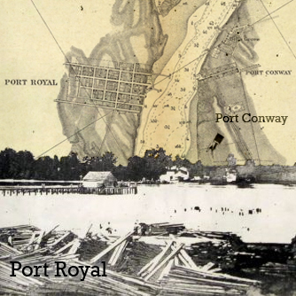 Port Conway & Port Royal