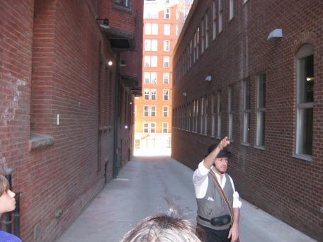 Baptist Alley - Detective McDevitt 1