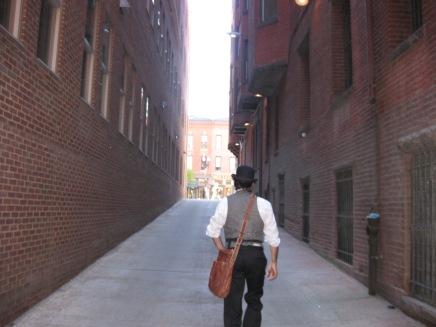Baptist Alley - Detective McDevitt 8