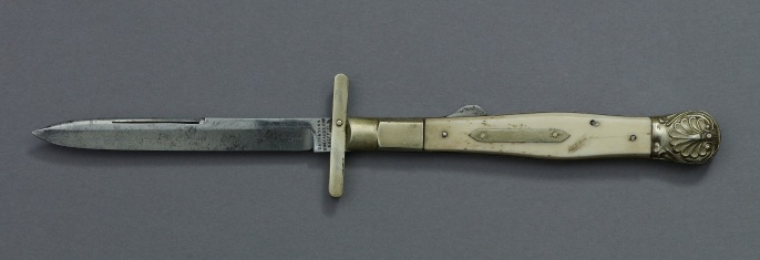 Booth's Pocketknife