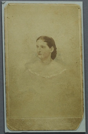 Effie Germon CDV