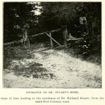 Entrance to Cleydael Oldroyd 1901