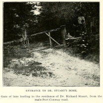 Entrance to Cleydael Oldroyd 1901