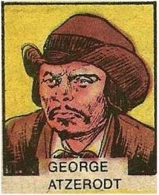 George Atzerodt Comic Book