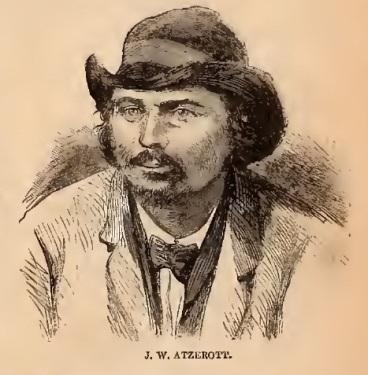 George Atzerodt Harper's 7-22-1865