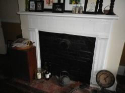 Fireplace in Cleydael