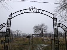 Gate to St. Paul's