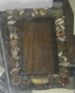 Frame of shells