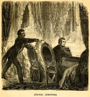 The Shot 15.1 John Wilkes Booth oder Das Opfer der Rebellion
