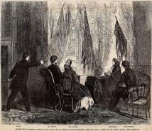 The Shot 9 Frank Leslie 4-29-1865