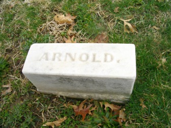 Arnold Grave