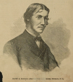 David Herold engraving Harper's Weekly 6-10-1865