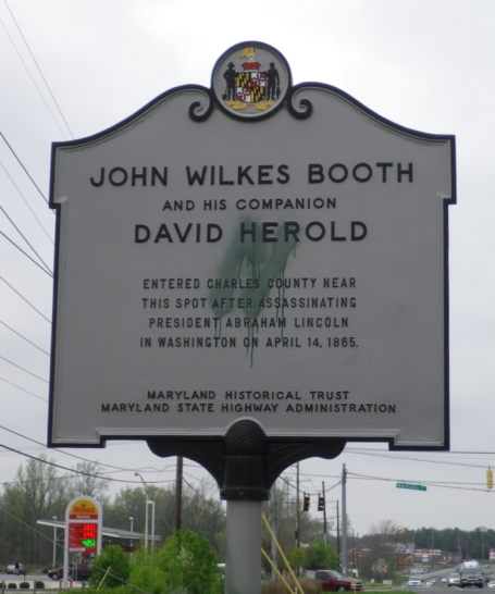 an overview of the john wilkes booths escape route Posts about map of john wilkes booth's escape route written by lisa waller rogers.