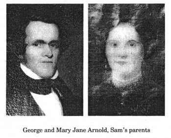 George and Mary Arnold