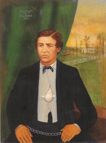 Herold Bates Painting