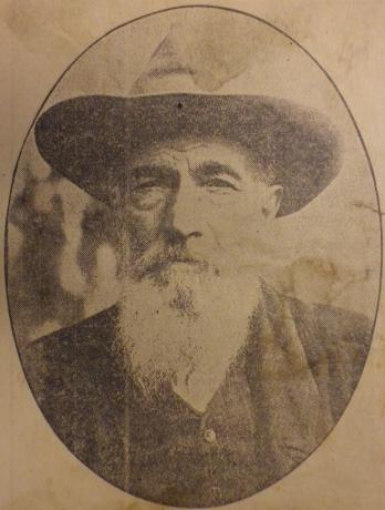 Sam Arnold 1902