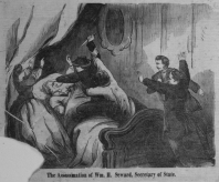 Stabbing Seward National Police Gazette 4-22-1865