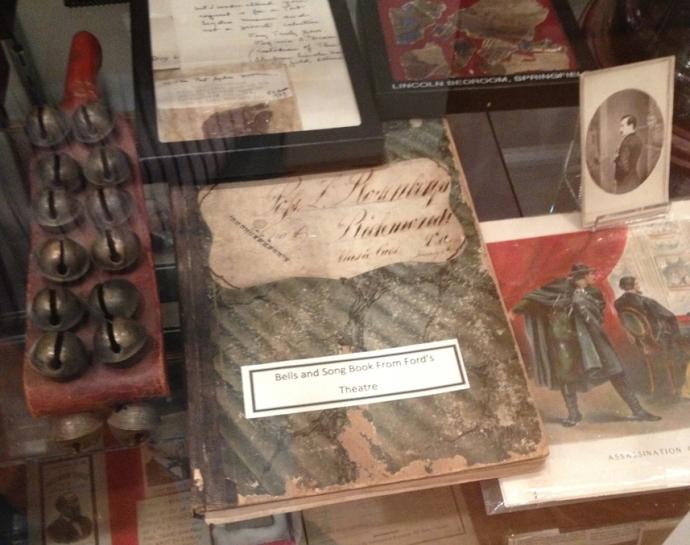 Bells and Songbook - Gettysburg