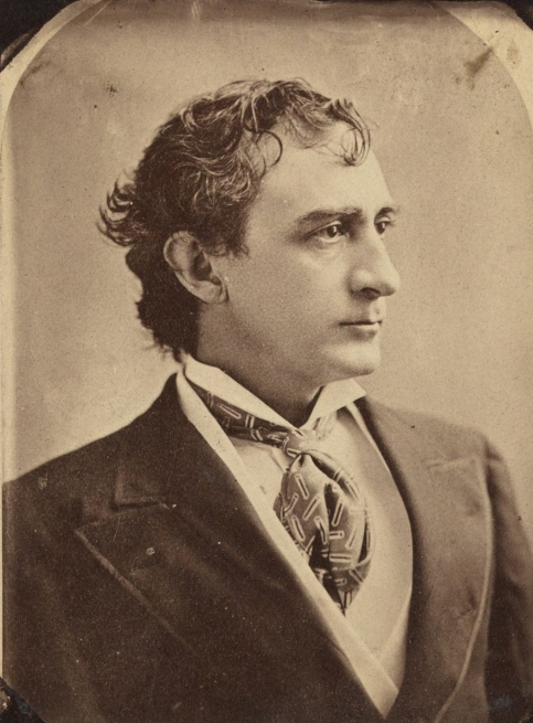 Edwin Booth in 1879