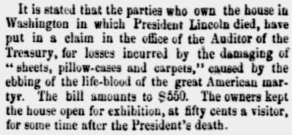 Petersen's claim Pacific Commerical Advertiser 9-16-1865