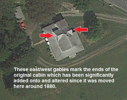 Booth Cabin Aerial