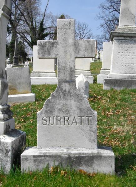 John Surratt Grave 1