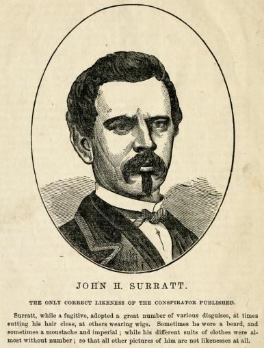 John Surratt Likeness