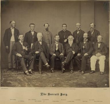 John Surratt's Jury