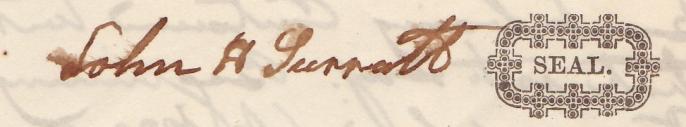 JSurrattSR 1860 Signature