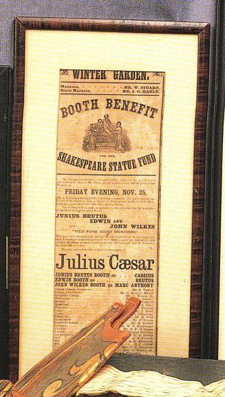 JWB playbill 2